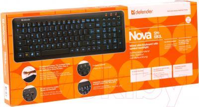 Клавиатура Defender Nova SM-680L / 45680