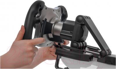 Игровой руль Defender Forsage Sport / 64372 - два подрулевых переключателя