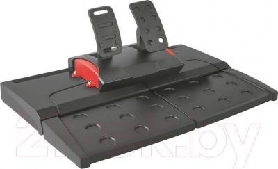 Игровой руль Defender Forsage Sport / 64372 - вариант крепления педалей к базе