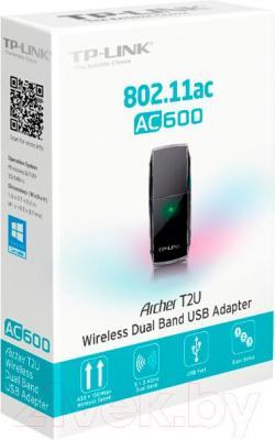 Беспроводной адаптер TP-Link AC600 (Archer T2U)