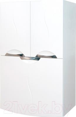 Шкаф для ванной Аква Родос Глория 05TK2 (c корзиной)