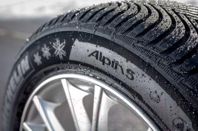 Зимняя шина Michelin Alpin 5 215/50R17 95H