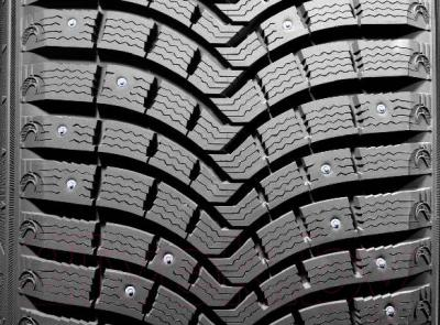 Зимняя шина Michelin Latitude X-Ice North 2 265/65R17 116T (шипы)