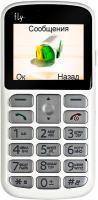 Мобильный телефон Fly Ezzy 6+ (белый) -
