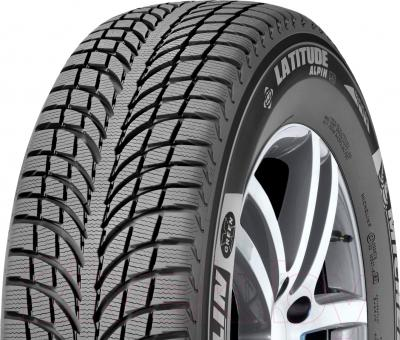 Зимняя шина Michelin Latitude Alpin LA2 255/55R19 111V