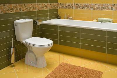 Сиденье для унитаза Kolo Idol 10113 (дюропласт) - в интерьере