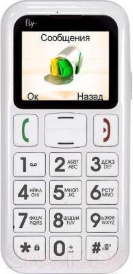 Мобильный телефон Fly Ezzy 5+ (белый)