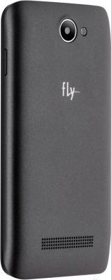 Смартфон Fly FS403 (черный)