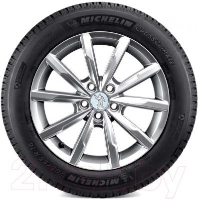 Летняя шина Michelin CrossClimate 225/55R17 101W