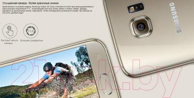 Смартфон Samsung Galaxy S6 Duos / G920FD (64Gb, золотой)