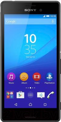 Смартфон Sony Xperia M4 Aqua LTE / E2303 (черный)