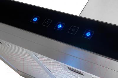 Вытяжка Т-образная Grand Medina Sensor 90 (нержавеющая сталь)
