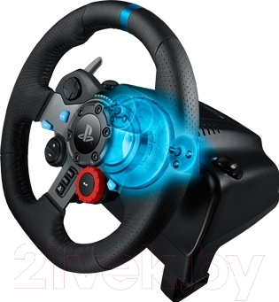 Игровой руль Logitech Racing Wheel G29 (941-000113)