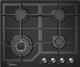 Газовая варочная панель Midea Q402GFD-BL -