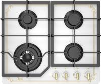 Газовая варочная панель Midea Q402GFD-RW -