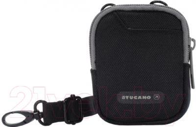 Сумка для фотоаппарата Tucano Digitaly Single XS / BCPA-1XS (черный)