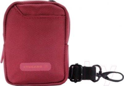 Сумка для фотоаппарата Tucano Digitaly Single XS / BCPA-1XS-R (красный)