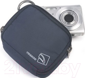 Сумка для фотоаппарата Tucano Youngster Digital XS / BCY-XS-BS (темно-синий)