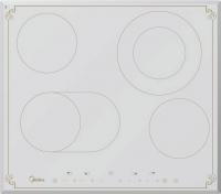 Электрическая варочная панель Midea MC-HF661 RW -