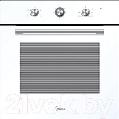 Электрический духовой шкаф Midea 65CME10004 (белый)