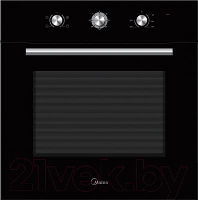 Электрический духовой шкаф Midea 65CME10004 (черный)