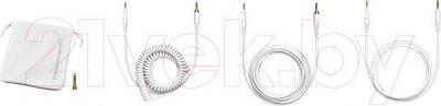 Наушники Audio-Technica ATH-M50x (белый) - комплектация