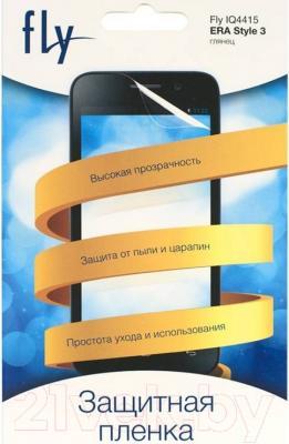 Защитная пленка для телефона Fly 586653 (для IQ4415 ERA Style 3)