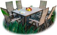 Комплект садовой мебели Sundays HFS-0311PS/6 -