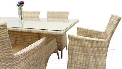 Комплект садовой мебели Garden4you Wicker 1333/61 (бежевый)