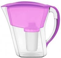Фильтр питьевой воды Аквафор Премиум (Сирень, с дополнительным модулем) -