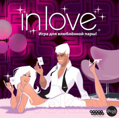 Настольная игра Мир Хобби In Love 1082 (3-е русское издание)