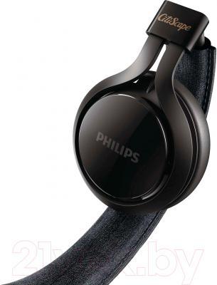 Наушники-гарнитура Philips SHL5705BK/00