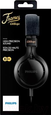 Наушники-гарнитура Philips SHL5705BK/00 - упаковка