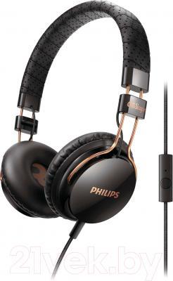 Наушники-гарнитура Philips SHL5505BK/00
