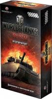 Настольная игра Мир Хобби World of Tanks Rush. Второй Фронт -