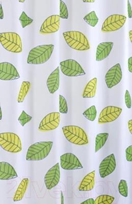 Текстильная шторка для ванной Iddis 200P24RI11
