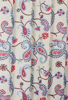 Текстильная шторка для ванной Iddis 250P24RI11