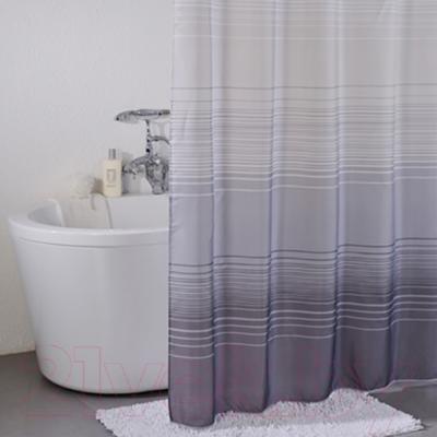Шторка-занавеска для ванны Iddis 302P20RI11 - в интерьере