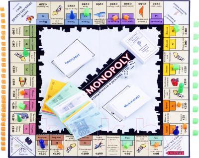 Настольная игра Мир Хобби Антимонополия 1269