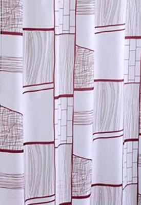 Текстильная шторка для ванной Iddis 310P20RI11