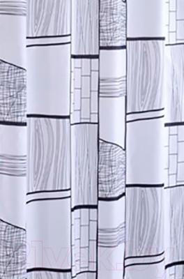Текстильная шторка для ванной Iddis 311P20RI11