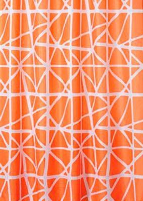 Текстильная шторка для ванной Iddis 330P20RI11