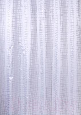 Текстильная шторка для ванной Iddis 341P20RI11