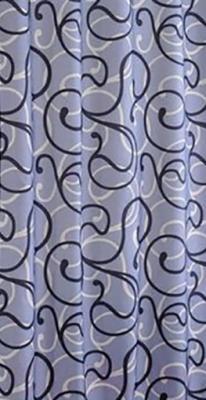 Текстильная шторка для ванной Iddis 410P20RI11