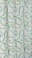 Текстильная шторка для ванной Iddis 412P20RI11 -