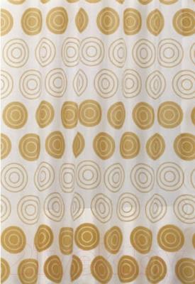 Текстильная шторка для ванной Iddis 430P20RI11