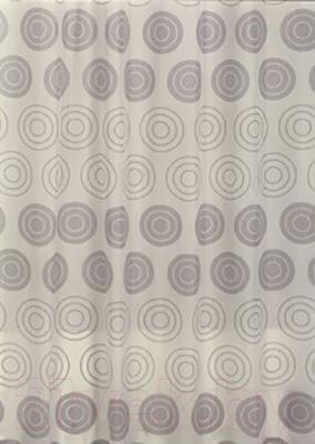 Текстильная шторка для ванной Iddis 431P20RI11