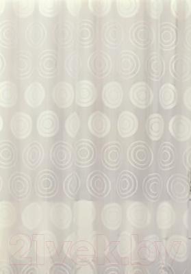 Текстильная шторка для ванной Iddis 432P20RI11