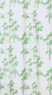 Текстильная шторка для ванной Iddis SCID010P