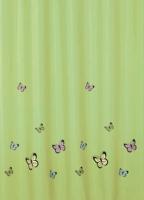 Текстильная шторка для ванной Iddis SCID032P -
